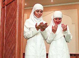 Мусульманский финтес-центр