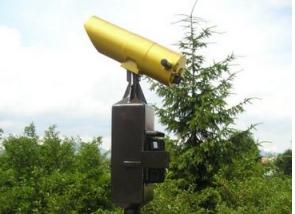 Установка подзорных труб и мини-телескопов на смотровых площадках