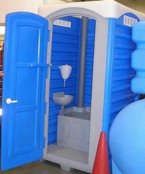 Мобильные туалеты и «биотуалеты»