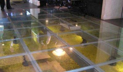 Изготовление стеклянной плитки в домашних условиях