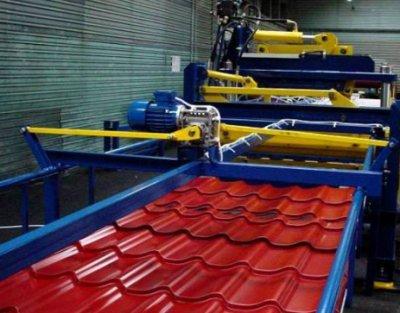 Производство металлочерепицы – Ваш успешный и доходный бизнес