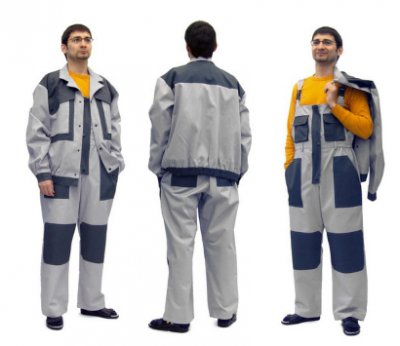 Шитье рабочей одежды – залог успеха в бизнесе