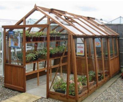 Изготовление теплиц, парников, оранжерей и зимних садов – собственный бизнес