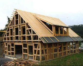 Бизнес на строительстве каркасных домов