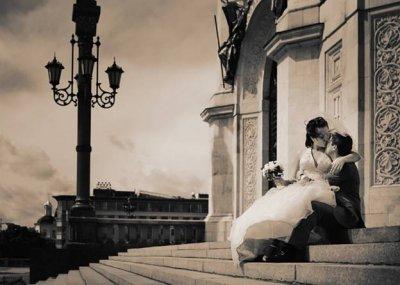 Как быстро заработать на свадьбе? Услуги свадебного фотографа